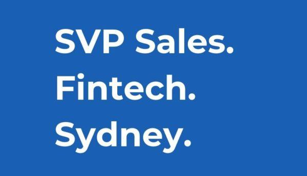 Sales Jobs Fintech