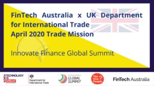Innovate Finance Global Summit 2020