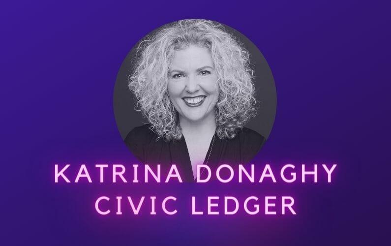 Katrina Donaghy Civic Ledger