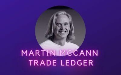 Martin McCann – Trade Ledger