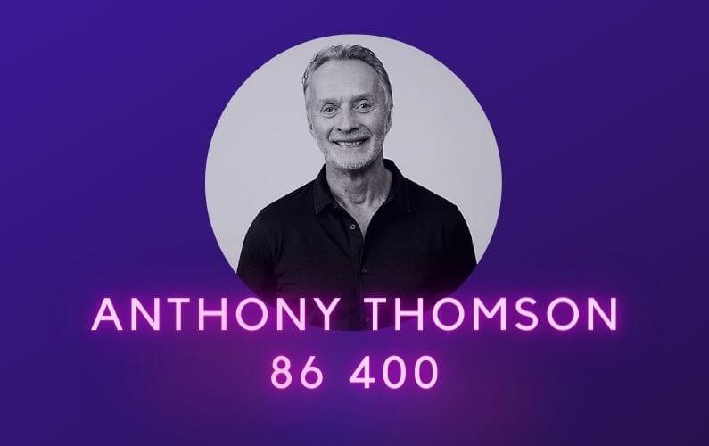 Anthony Thomson 86400 podcast
