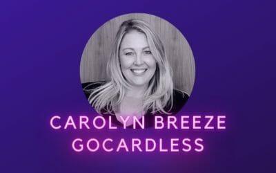Ep 17: Carolyn Breeze, GoCardless
