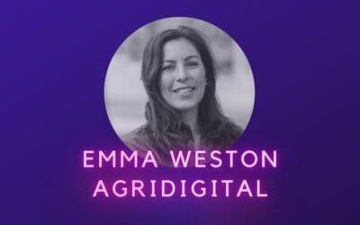 Ep 12: Emma Weston, Agridigital