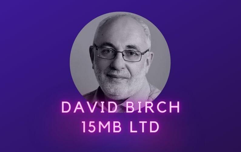 David Birch currency cold war
