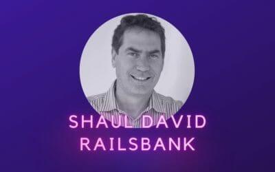 Shaul David, Railsbank