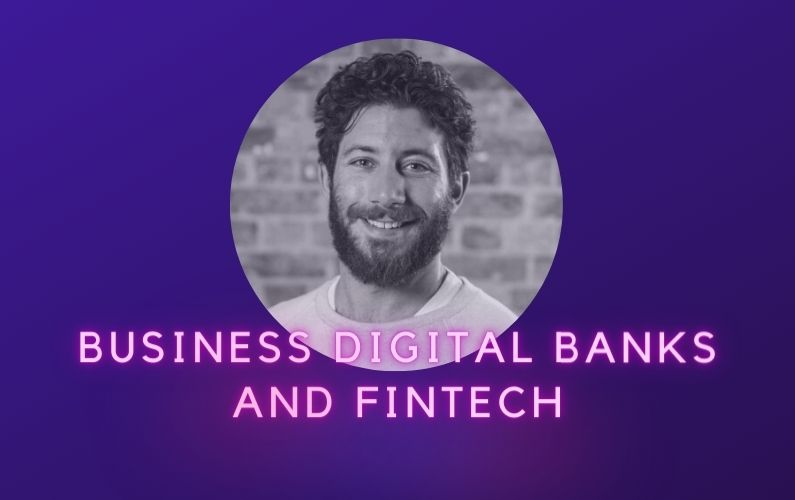 Business digital banking and fintech