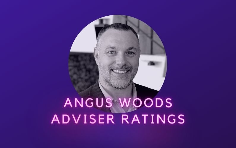 Angus Woods Adviser Ratings
