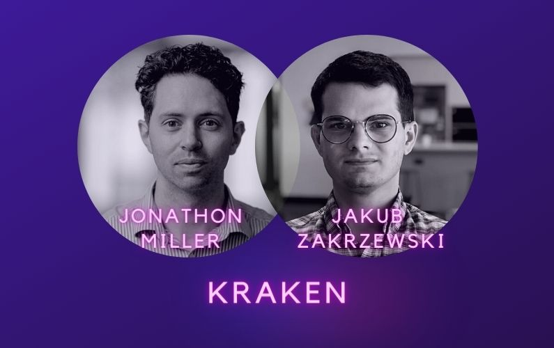 Kraken bank of the future