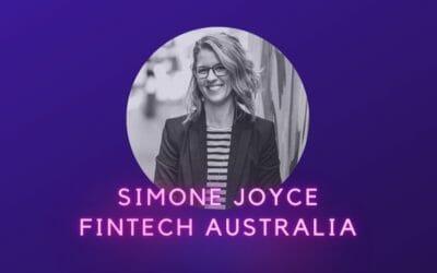 53 Simone Joyce, FinTech Australia