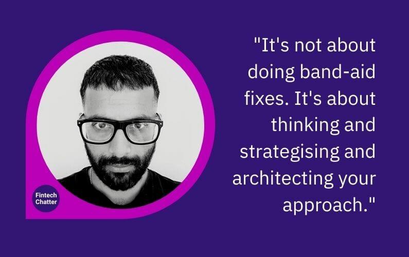 Jins Kadwood AgriDigital on Fintech Chatter Podcast