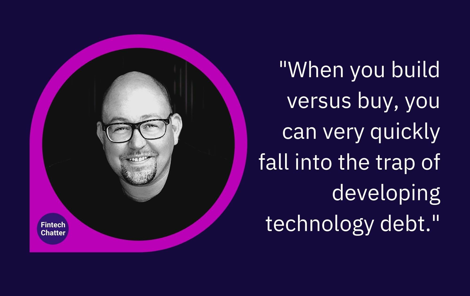 Mambu Kristofer Rogers on Fintech Chatter Podcast
