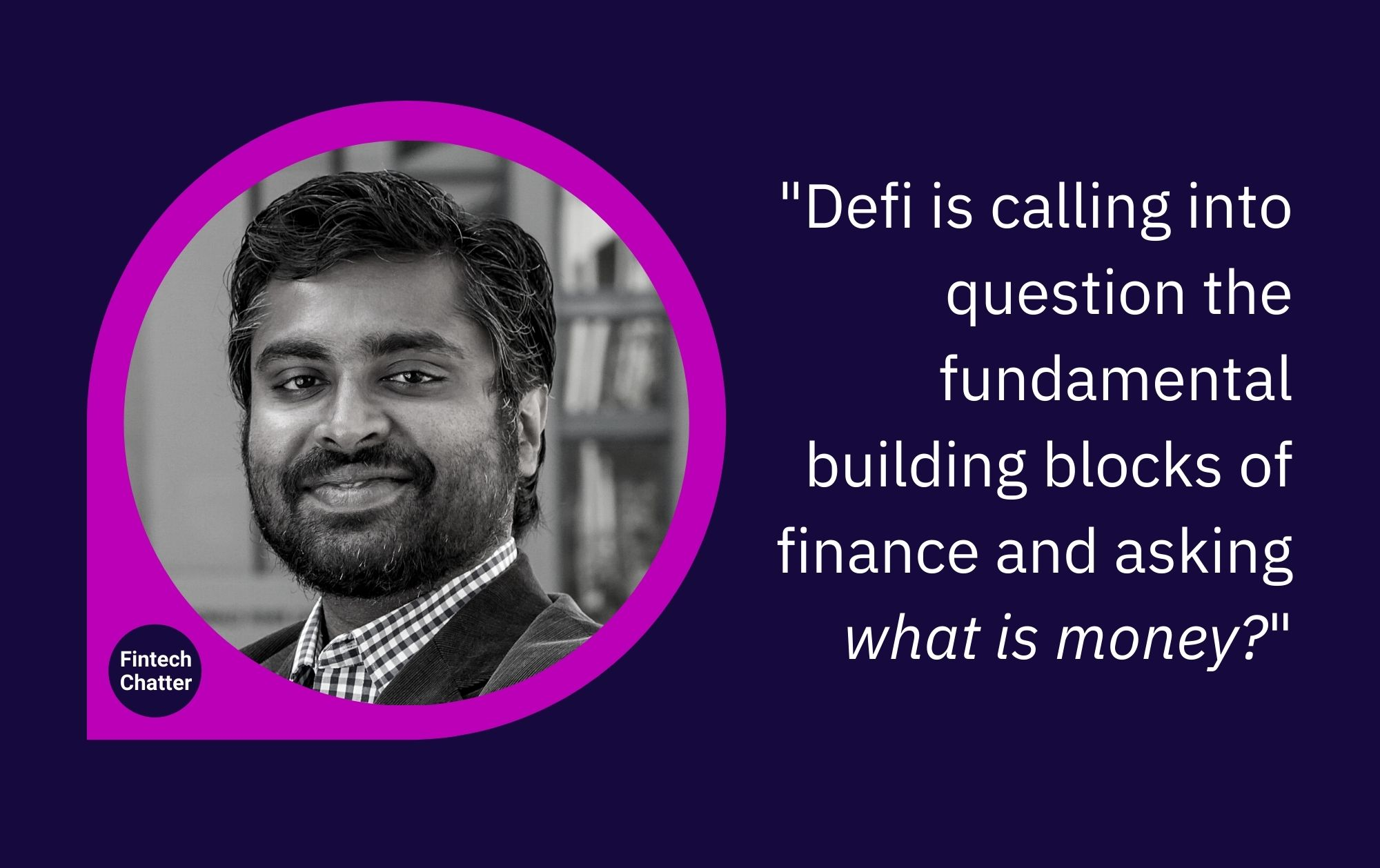 Chainlink Labs Niki Arysinghe on Fintech Chatter Podcast